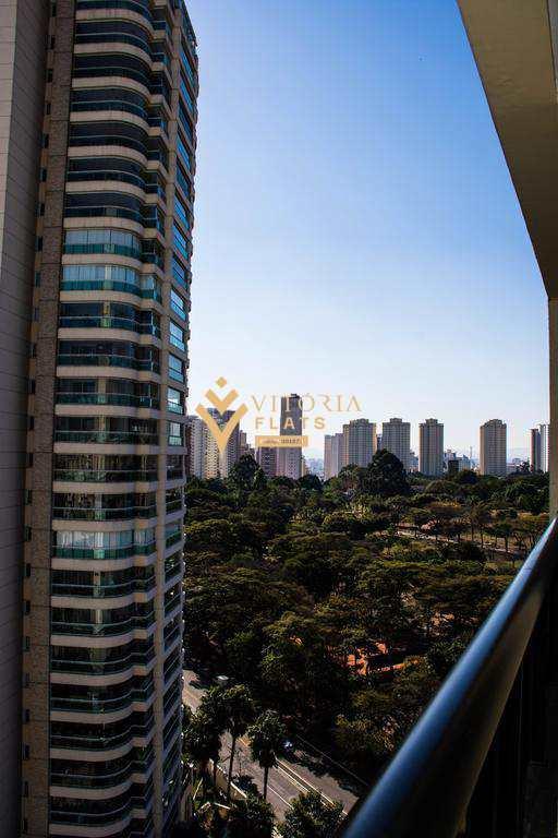 Flat em São Paulo, no bairro Jardim Anália Franco
