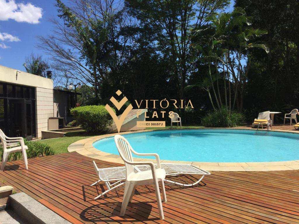 Flat em São Paulo, no bairro Paraíso do Morumbi