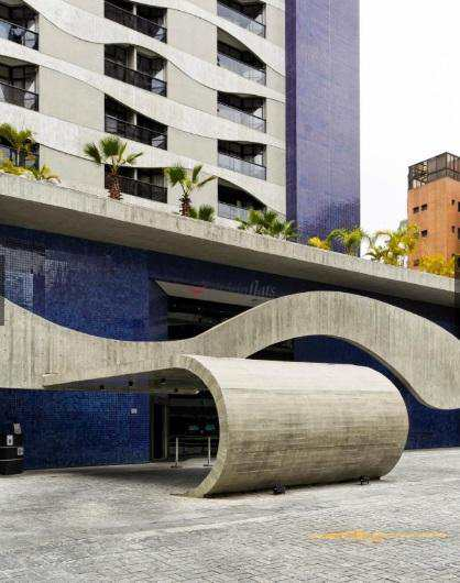 Flat em São Paulo, no bairro Jardim Europa