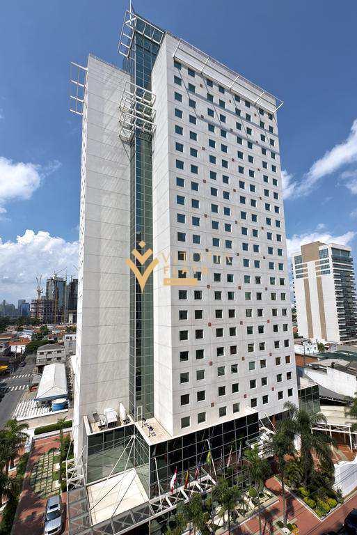 Flat em São Paulo, no bairro Chácara Santo Antônio (Zona Sul)