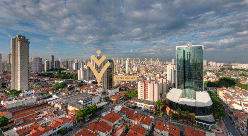 Flat em São Paulo, no bairro Tatuapé