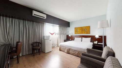 Flat, código 64426467 em São Paulo, bairro Cidade Monções