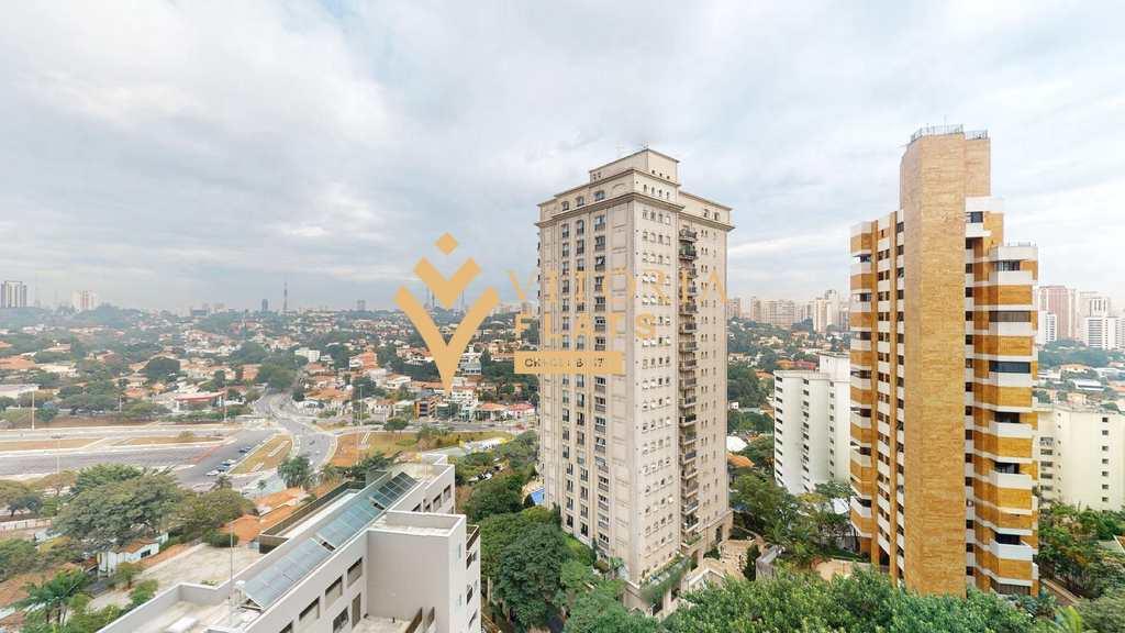 Flat em São Paulo, no bairro Higienópolis