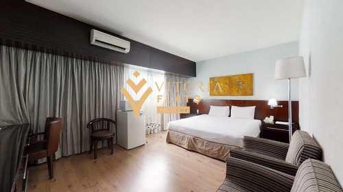 Flat, código 64426495 em São Paulo, bairro Brooklin Novo