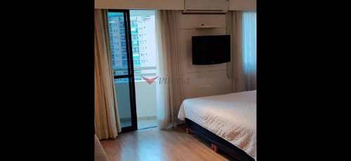 Flat, código 64445616 em São Paulo, bairro Moema