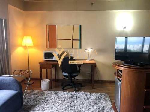 Flat, código 64446666 em São Paulo, bairro Vila Clementino