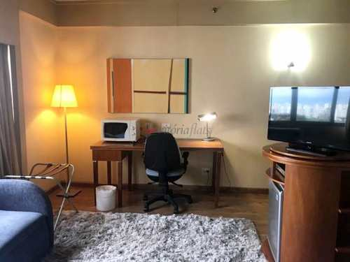 Flat, código 64444586 em São Paulo, bairro Vila Clementino
