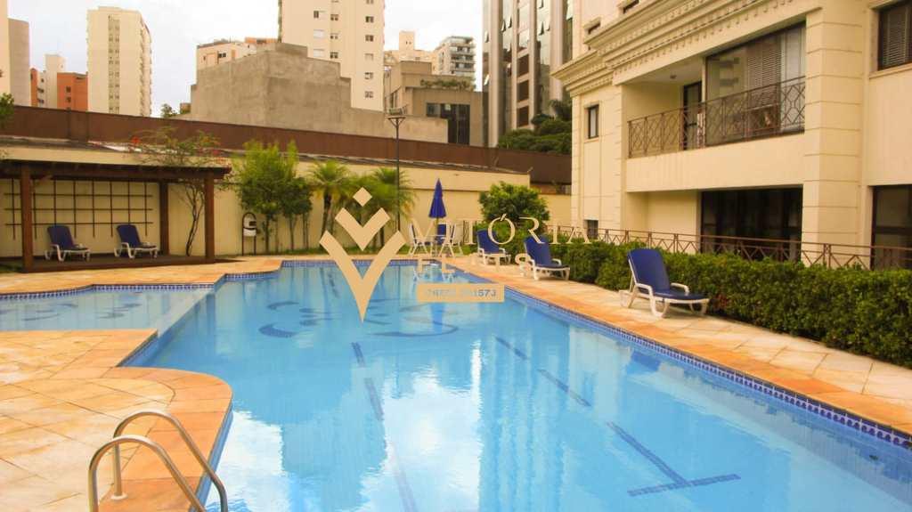 Flat em São Paulo, no bairro Vila Olímpia