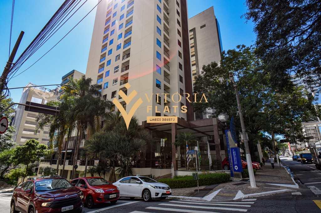 Flat em São Paulo, no bairro Bela Vista