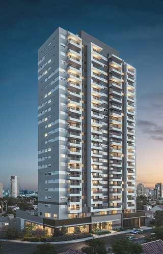Apartamento, código 42 em São Paulo, bairro Vila Guilhermina
