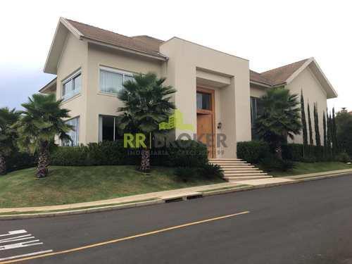 Casa de Condomínio, código 8 em São José do Rio Preto, bairro Parque Residencial Damha