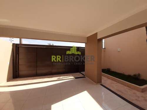 Casa, código 33 em Catanduva, bairro Loteamento Cidade Jardim
