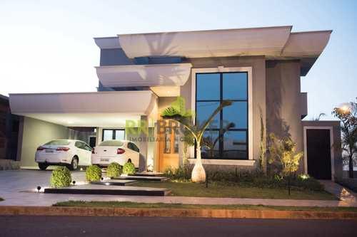 Casa de Condomínio, código 35 em São José do Rio Preto, bairro Residencial Gaivota II