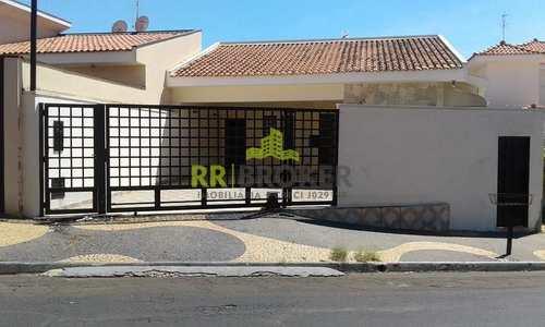 Casa, código 38 em Catanduva, bairro Parque Iracema