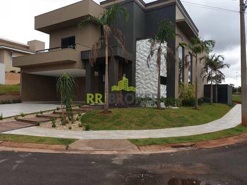 Casa de Condomínio, código 51 em São José do Rio Preto, bairro Parque Residencial Damha V