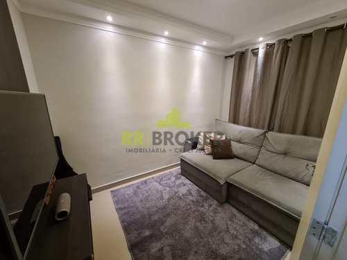 Apartamento, código 60 em Catanduva, bairro Vila Dona Engracia Agudo Romão