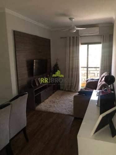 Apartamento, código 102 em São José do Rio Preto, bairro Jardim Redentor
