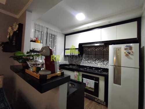 Apartamento, código 120 em Catanduva, bairro Vila Motta