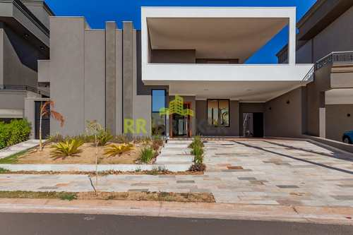 Casa de Condomínio, código 132 em São José do Rio Preto, bairro Parque Residencial Damha VI