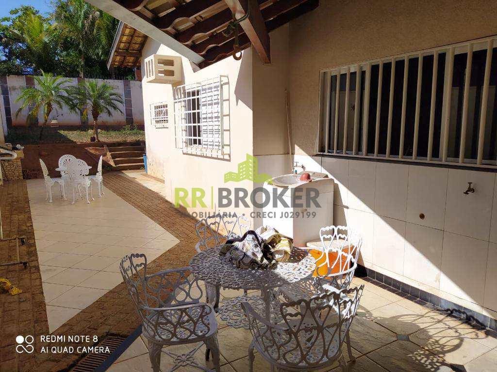 Casa em São José do Rio Preto, no bairro Parque Residencial Comendador Mançor Daud