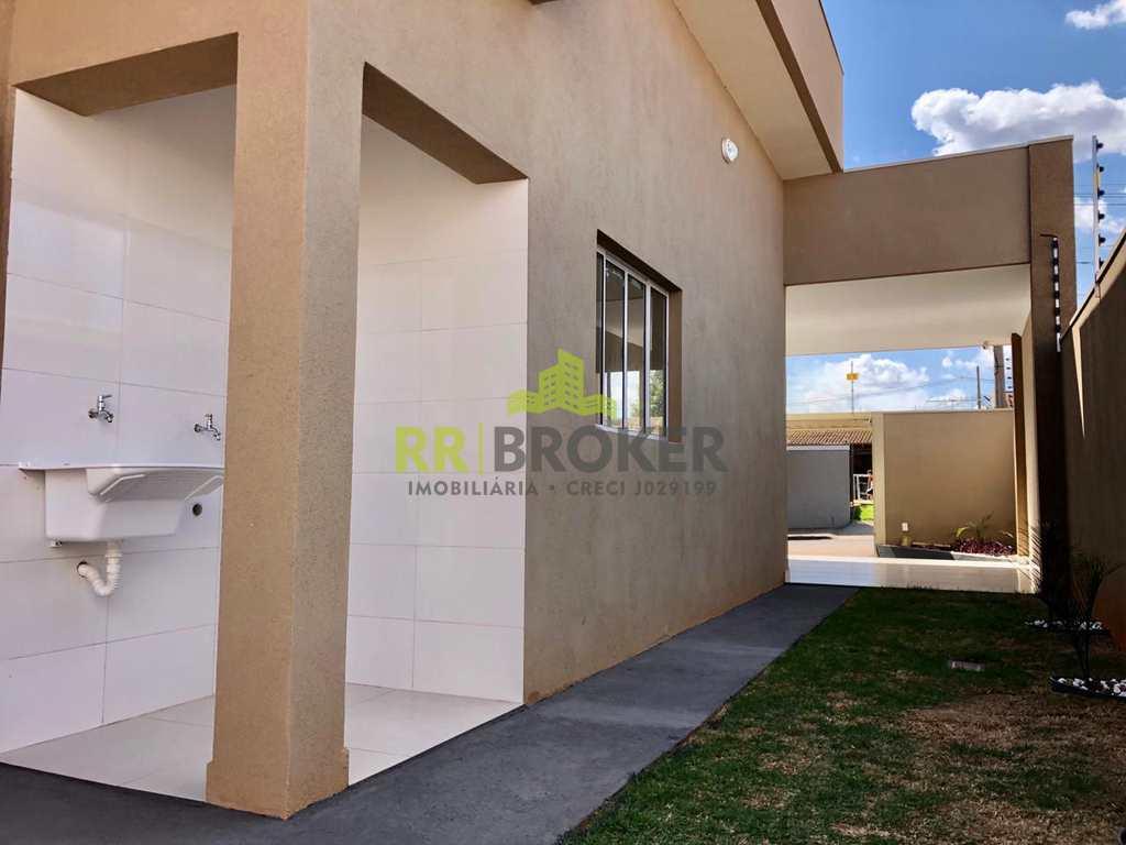 Casa em Bady Bassitt, no bairro Loteamento Borboleta I