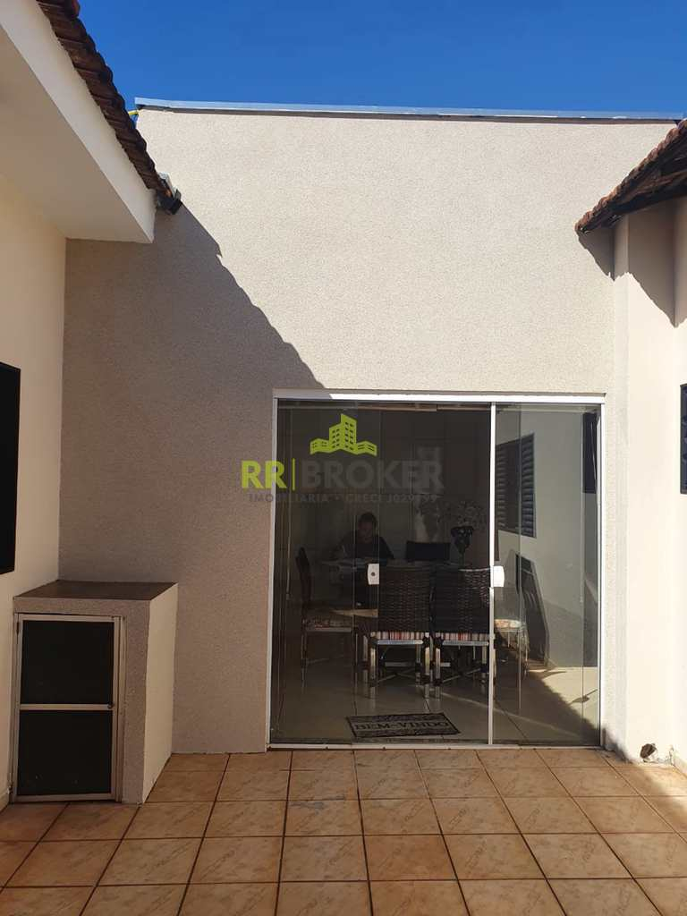 Casa em São José do Rio Preto, no bairro Vila Ercília