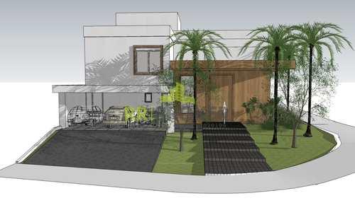 Casa de Condomínio, código 218 em São José do Rio Preto, bairro Parque Residencial Damha