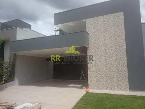Casa de Condomínio, código 268 em São José do Rio Preto, bairro Village Damha Rio Preto III