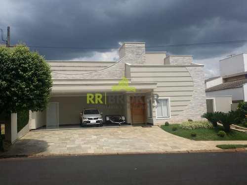 Casa de Condomínio, código 273 em São José do Rio Preto, bairro Residencial Marcia