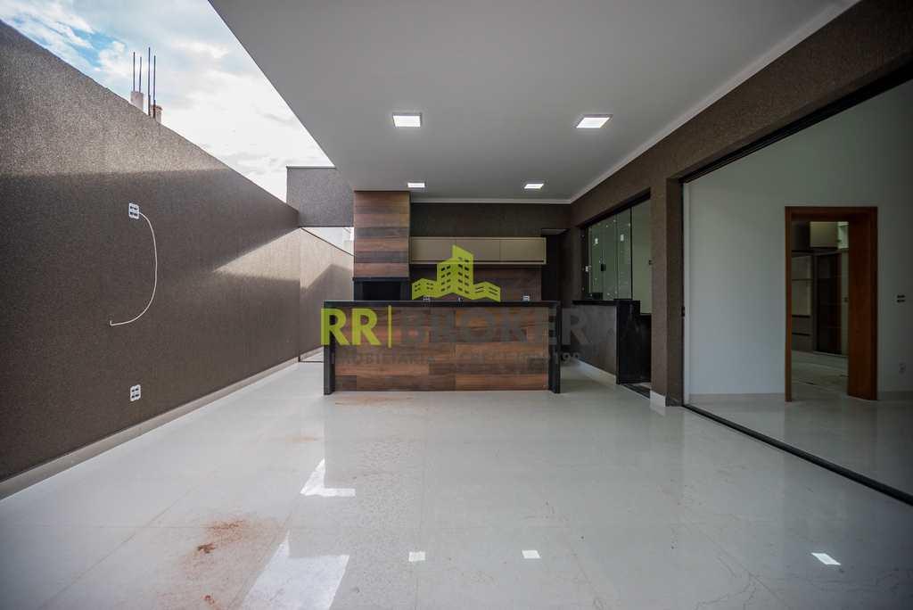 Casa de Condomínio em São José do Rio Preto, no bairro Residencial Gaivota I