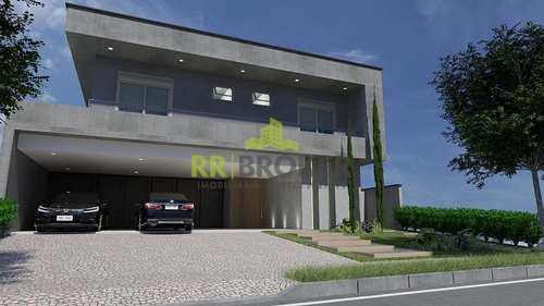 Casa de Condomínio, código 394 em São José do Rio Preto, bairro Quinta do Golfe Jardins