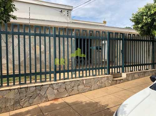 Casa, código 399 em Catanduva, bairro Parque Iracema