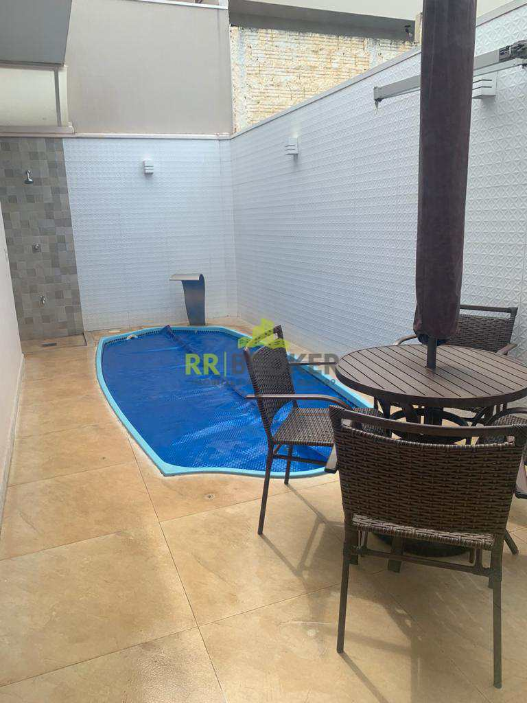 Casa de Condomínio em São José do Rio Preto, no bairro Belvedere Terra Nova
