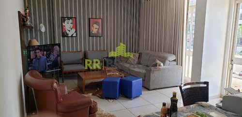 Apartamento, código 433 em São José do Rio Preto, bairro Vila Santa Cruz