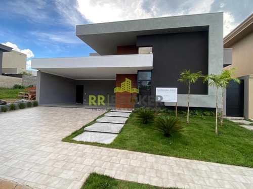 Casa de Condomínio, código 449 em São José do Rio Preto, bairro Parque Residencial Damha VI