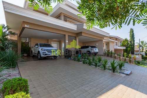 Casa de Condomínio, código 543 em São José do Rio Preto, bairro Parque Residencial Damha IV
