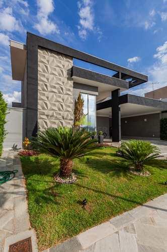 Casa de Condomínio, código 545 em São José do Rio Preto, bairro Parque Residencial Damha VI