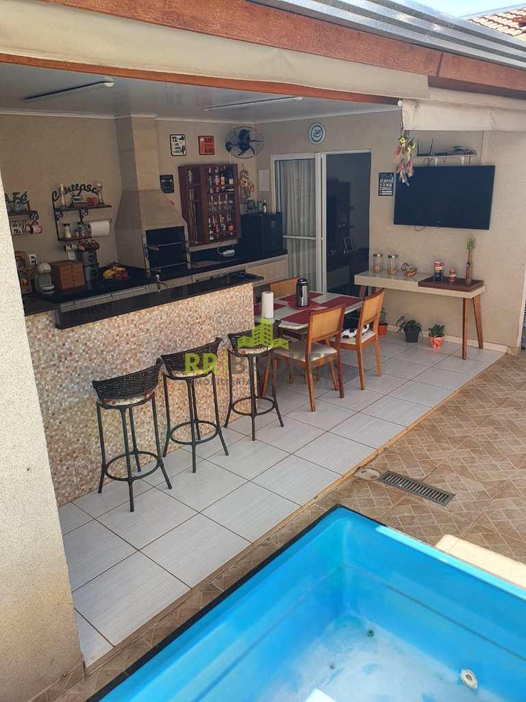 Casa de Condomínio em São José do Rio Preto, no bairro Loteamento Moradas Rio Preto