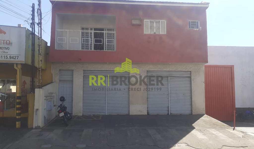 Sobrado Comercial em São José do Rio Preto, bairro Parque Industrial