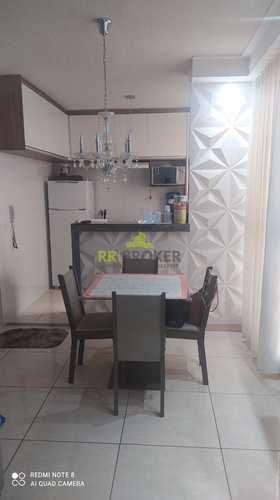 Apartamento, código 840 em Catanduva, bairro Jardim Monte Carlo