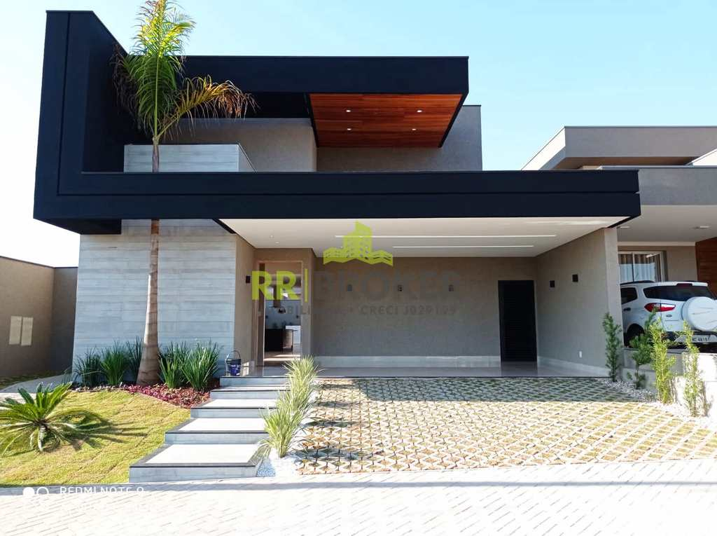 Casa de Condomínio em São José do Rio Preto, no bairro Quinta do Lago Residence