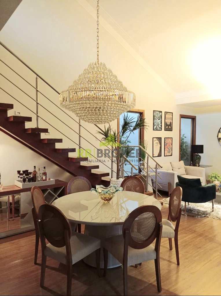 Casa de Condomínio em São José do Rio Preto, no bairro Parque Residencial Damha IV