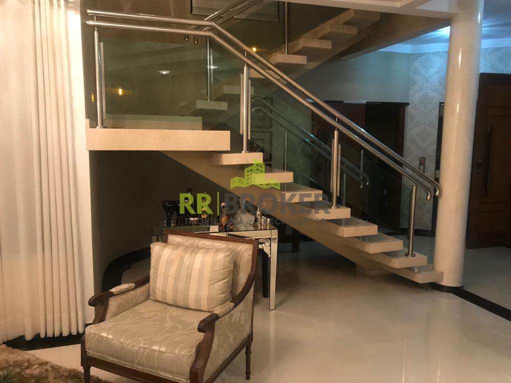 Casa de Condomínio em São José do Rio Preto, no bairro Residencial Marcia