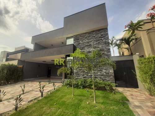 Casa de Condomínio, código 986 em São José do Rio Preto, bairro Parque Residencial Damha VI