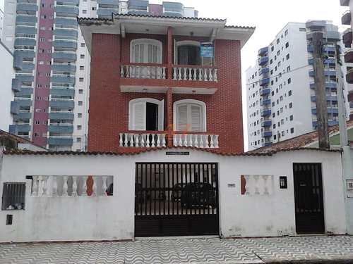 Apartamento, código 14 em Praia Grande, bairro Ocian