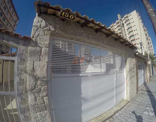 Casa, código 29 em Praia Grande, bairro Aviação