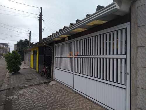 Casa, código 34 em Praia Grande, bairro Ocian