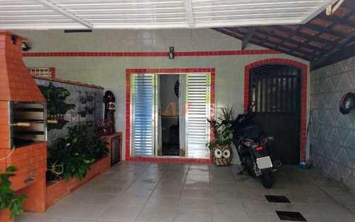 Casa, código 1927 em Praia Grande, bairro Sítio do Campo