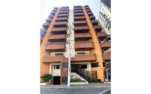 Apartamento, código 1908 em Praia Grande, bairro Guilhermina