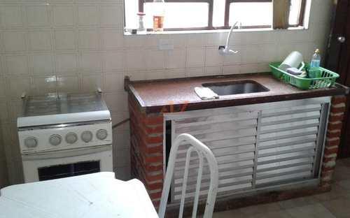 Casa, código 1518 em Praia Grande, bairro Maracanã